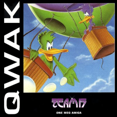 Qwak - Gameplay Screenshot