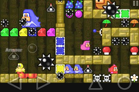 Qwak - Gameplay Screenshot
