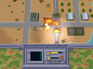 Return Fire - 3DO