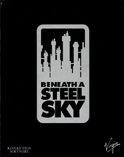 Beneath a Steel Sky - Amiga - Gameplay Screenshot