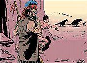 Beneath a Steel Sky - Amiga - Gameplay Screenshot