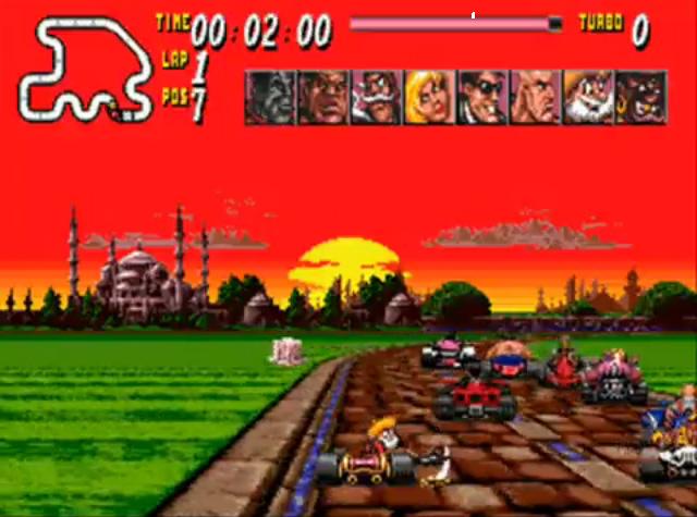 Street-Racer-SNES