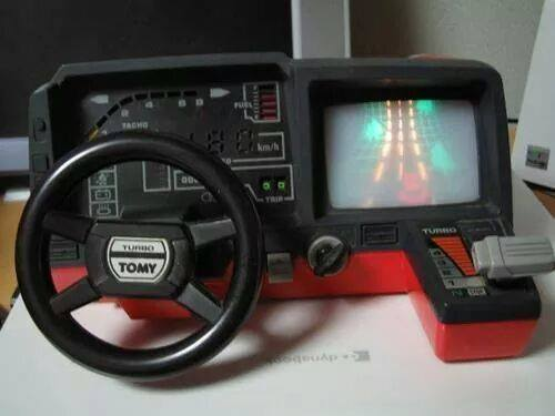 The Tomy Racing Turbo