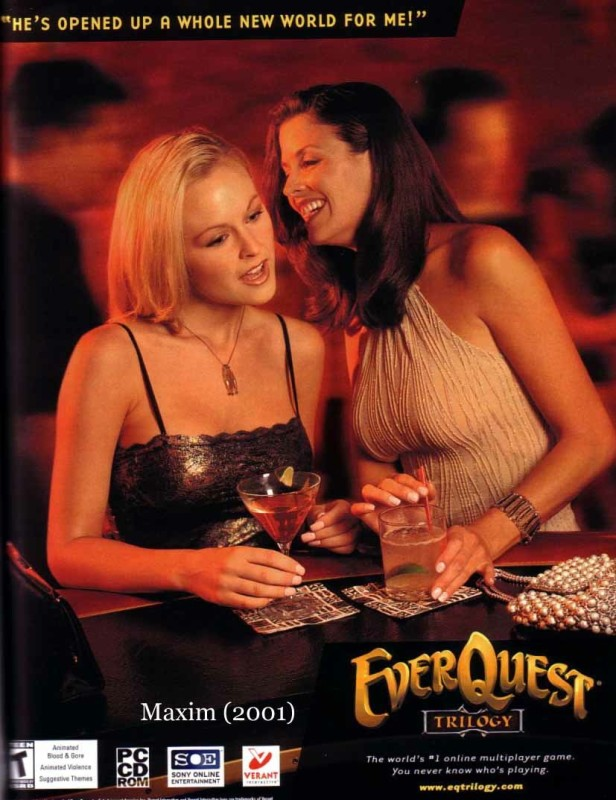 Sexy Everquest Ad