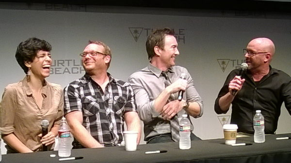 borderlands panel at e3 2014