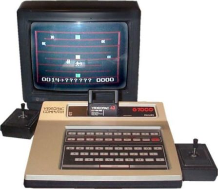 The Philips Videopac G7000