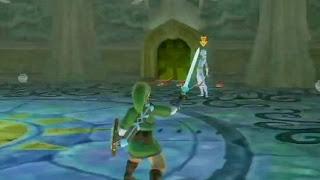 legend of zelda -skyward sword