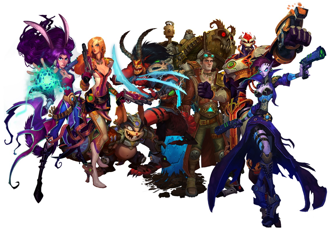 wildstar mmo wallpaper