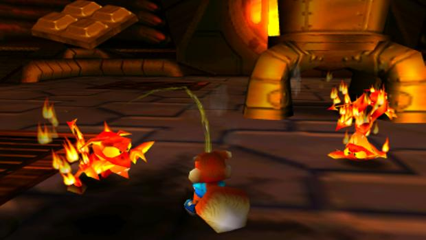 Conker's Bad Fur Day - N64