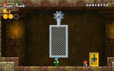 New Super Mario Bros. Wii - Gameplay screenshot -