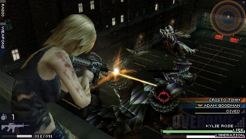 Parasite Eve- The Third Birthday