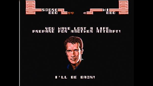 Total Recall - NES