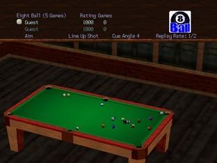 Virtual Pool 64 - N64