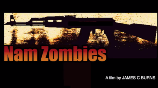 james c burns - nam zombies