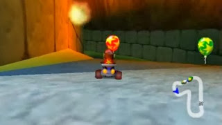 Diddy Kong Racing - N64