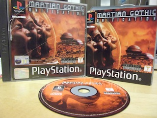Martian Gothic - Unification - PlayStation