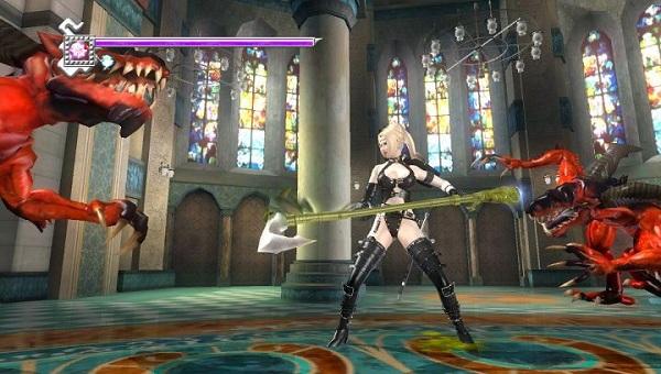 Ninja Gaiden Sigma Plus - PSVita