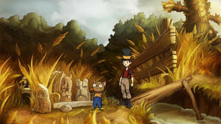 The Night of the Rabbit - PC - Gameplay Screenshot