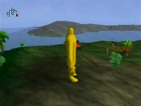 Doshin the Giant - Nintendo GameCube