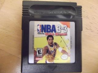 NBA 3 on 3 Featuring Kobe Bryant - Gameboy - Screenshot - Image