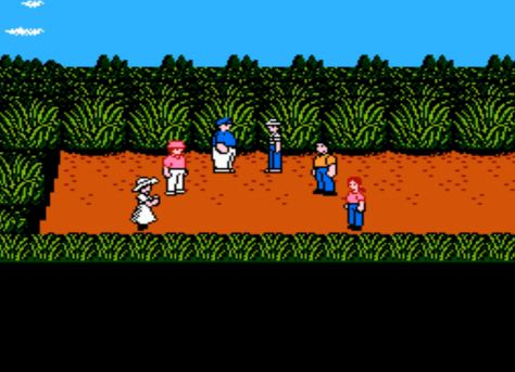 The Adventures of Gilligan's Island - NES