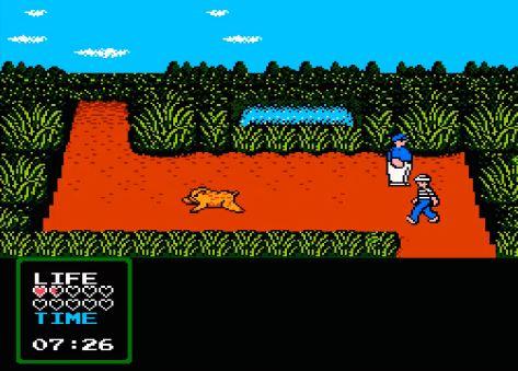The Adventures of Gilligan's Island - NES