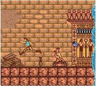 The Mummy - Gameboy Color