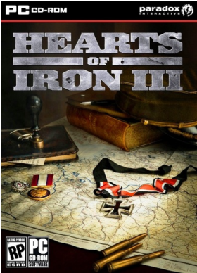 Hearts of Iron 3 cover
