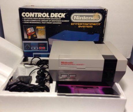 NES Controll Deck
