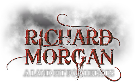 richard morgan