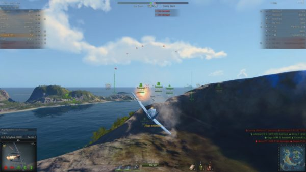WoWP A very epic loss in the P-43
