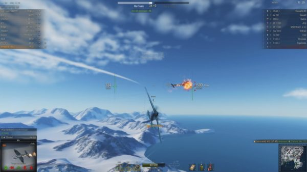 WoWP Chill sunday night game in the P-43 Lancer