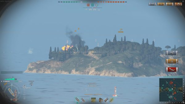 WoWS A disappointingly close loss in the Tier 6 Russian DD Ognevoi