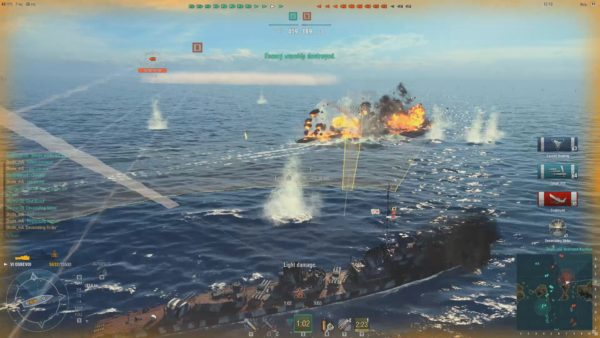 WoWS Why you should always kill destroyers ASAP in every game