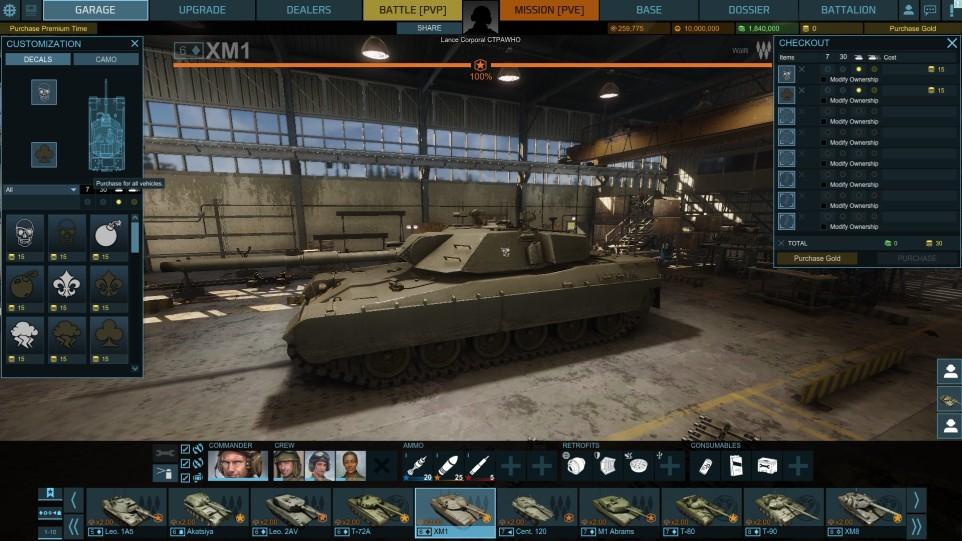 Armored Warfare 2