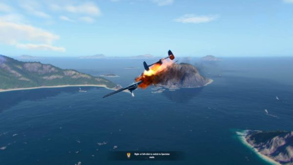 World of Warplanes 2.0: Going Round And Round (Bombing That Is)