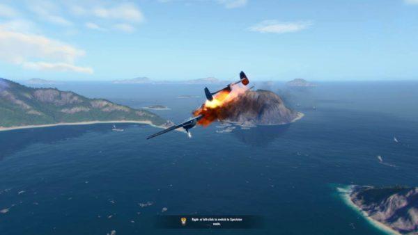 World of Warplanes 2.0: Going Round And Round (Bombing That Is)