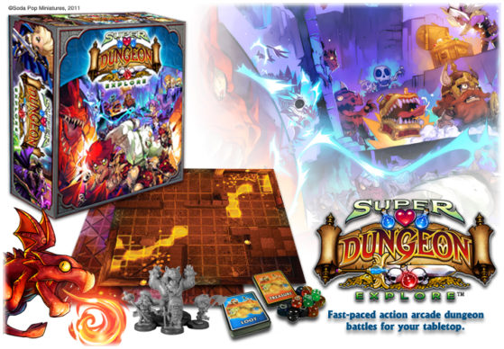Super Dungeon Explore Review