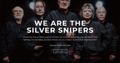 Silver Snipers is the epitome of our mantra, Never stop gaming