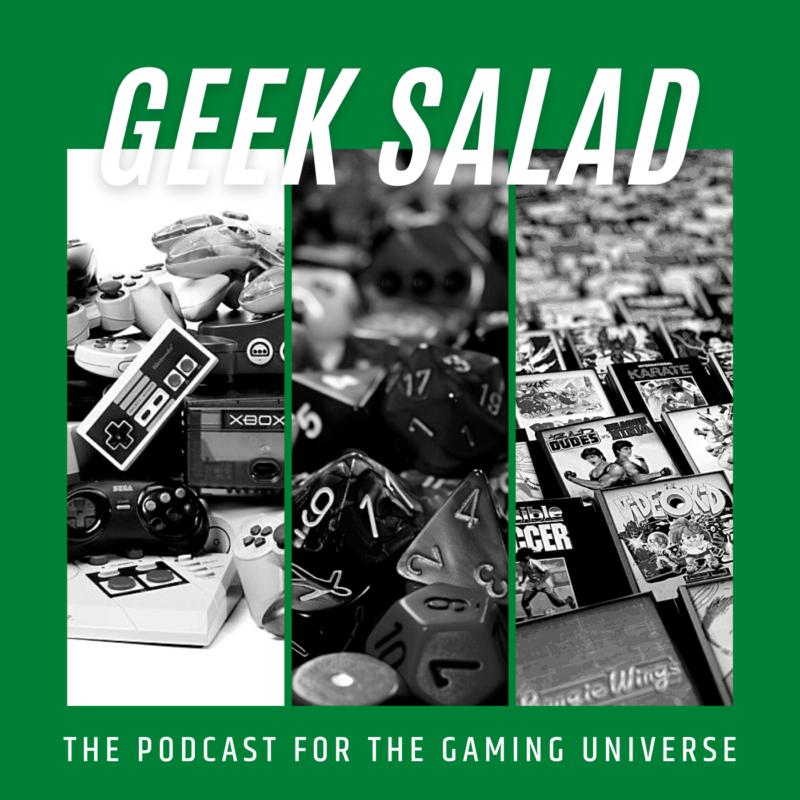 Geek Salad Logo